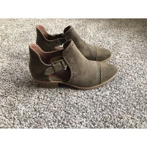 Booties size 6.5